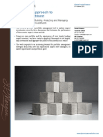 121001 a Portfolio Approach to Impact Investment