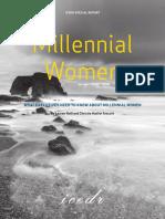 Millennial Women