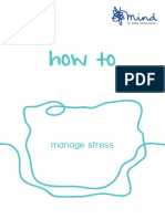 How to Manage Stress 2015