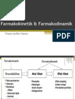 1. Farmakokinetik Dan Farmakodinamik