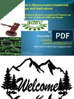 Open Source Model in bioinformatics