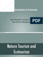 04.Introduction to Eco Tourism