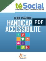 2010 Guide Handicap & Accessibilité