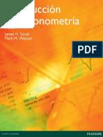 Introducción Econometría Stock & Watson