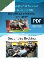 PEST Analysis of Securities Broking Industry
