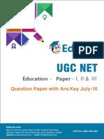 ugc net solved