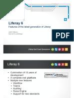 Liferay 6 - Current Features - Josh Asbury