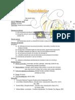 proiect de lectie educatie civica - Increderea