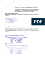 Custom Web ADI