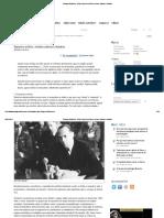 Teologia Brasileira - Artigo_ Espectro Político, Mentes Cativas e Idolatria