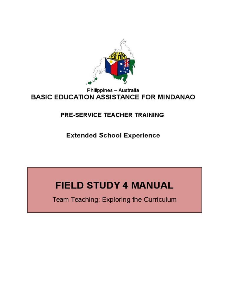 Fs 4 manual lesson plan teachers fandeluxe Images