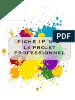 le projet professionnel.pdf