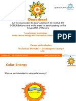 1165-STRAT Solar Energy
