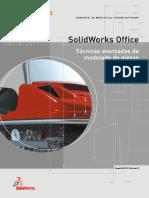 Modelado de Piezas en Solidworks