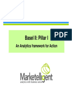 Basel II - An Analytics Framework for Action