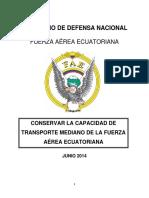 Enero2015 Conservar La Capacidad de Transporte Mediano de La Fae1