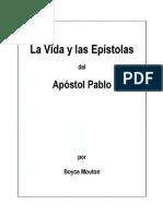 La Vida de Pablo_book