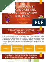 Estructura Educacional - UNPRG