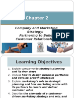 FHBM1124 Marketing Chapter 2-Strategic Planning[1]