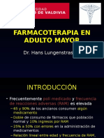 2- Farmacoterapia en Adulto Mayor