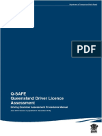 Coq Safe Guide Car June 2015