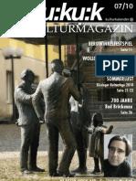 kukuk-Magazin, Ausgabe 07/2010