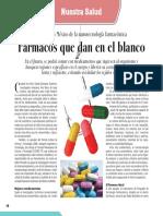 Articulo de QUINTANAR - Farmacos Que Dan en El Blanco