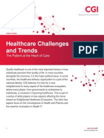 Cgi Health Challenges White Paper