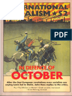 John Rees -  In Defence Of October.pdf