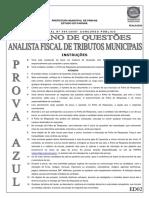 Analista Fiscal de Tributos Azul
