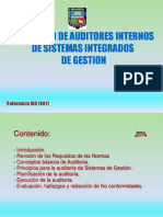 Auditores Internos INTEGRADOS