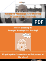 Arranged Marriage First Meeting