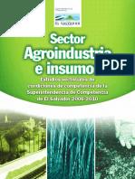 0. Estudio Sobre Caracterización Del Sector Azucarero en El Salvador, 2008
