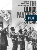 Philip S. Foner - Black Panthers Speak