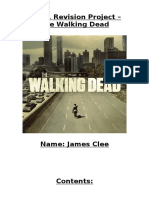 unit 1 revision project - the walking dead