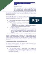 Tema 11_Funcionamiento de Los Órganos Colegiados Locales. Convocatoria y Orden Del Día. Régimen de Sesiones y Acuerdos. Votaciones. Actas y Certificaciones de Acuerdos