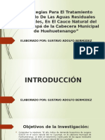 Rio Cuyumpá Gustavo Bermúdez