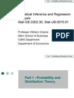 [Green] MathStat 1