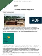 (2016) Amazônia Ameaçada_ Colniza, Um Retrato Do Desmatamento Em MT (Diniz)