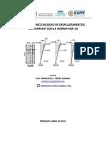 DISEÑO SÍSMICO BASADO EN DESPLAZAMIENTOS, COMPARADO CON LA NORMA NSR 10.pdf