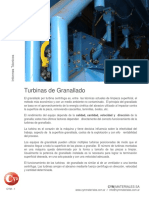 Equipos Turbinas Centrifugas de Granallado