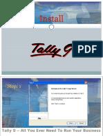 Install Tally9