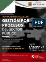 Ix - Brochure - Gestión Por Procesos - Enapp