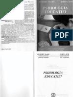 1 Psihologia Educatiei Dumitru Vrabie Corina Stir Ed Fundatiei Univ Dunarea de Jos Galati 2004