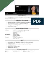 Updated Han Resume