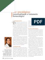 Dor Oncológica