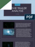 saw movie trailer analysis