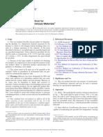 D113-07 Standard Test Method for Ductility of Bituminous Materials - AASHTO No. T51
