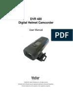 DVR 480 Camera Manual Vivitar