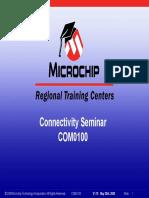 Seminario MicroChip 2009. USB, Wifi, Ethernet y Zigbee